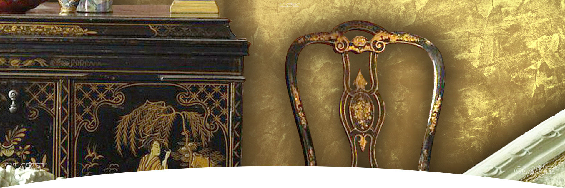 Венецианские штукатурки с эффектом золота - каталог эффектов